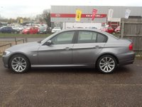 USED 2009 59 BMW 3 SERIES 2.0 318D SE 4d AUTO 141 BHP * BMW HISTORY, 49000 MILES * FULL BMW SERVICE HISTORY, ONLY 49000 MILES