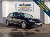 USED 2011 11 VOLKSWAGEN GOLF 1.6 S TDI 3d 89 BHP Dealer History One Owner A/C 0% Deposit Finance Available