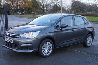 2011 CITROEN C4 1.6 VTR 5d 118 BHP £3995.00