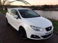 USED 2012 12 SEAT IBIZA 1.6 CR TDI SPORTRIDER 3d 103 BHP **GREAT SPECIFICATION**