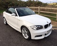 USED 2009 59 BMW 1 SERIES 2.0 120D M SPORT 2d 175 BHP