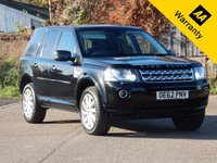 USED 2013 62 LAND ROVER FREELANDER 2.2 SD4 HSE 5d AUTO 190 BHP