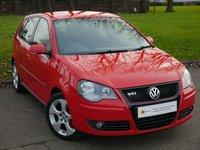 2007 VOLKSWAGEN POLO 1.8 GTI 5d 148 BHP £7495.00