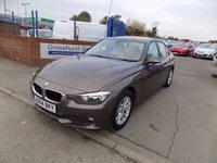 2014 BMW 3 SERIES 2.0 320D EFFICIENTDYNAMICS BUSINESS 4d 161 BHP £10495.00