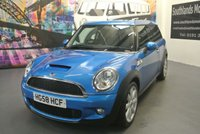 USED 2008 58 MINI CLUBMAN 1.6 COOPER S 5d 172 BHP