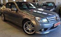 2010 MERCEDES-BENZ C CLASS 2.1 C250 CDI BLUEEFFICIENCY SPORT 4d AUTO 204 BHP £12495.00