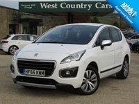 USED 2015 65 PEUGEOT 3008 1.6 BLUE HDI S/S ACTIVE 5d 120 BHP £20 For A Years Tax And 50+MPG