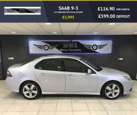 USED 2010 10 SAAB 9-3 1.9 TURBO EDITION TID 4d 150 BHP Full Service History and 12 Months MOT!!