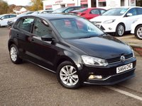 USED 2014 64 VOLKSWAGEN POLO 1.0 SE 5d 60 BHP ONE Owner FULL VW Service History