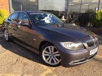 USED 2005 55 BMW 3 SERIES 3.0 330I SE 4d AUTO 255 BHP Full Black Leathers