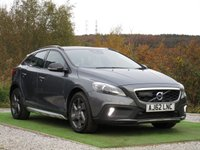 USED 2012 62 VOLVO V40 2.0 D4 CROSS COUNTRY LUX NAV 5d 174 BHP