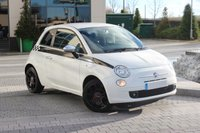 USED 2012 62 FIAT 500 1.2 STREET 3d ONLY 18K - 2 LADY OWNERS - FSH