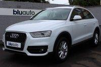 2013 AUDI Q3 2.0 TDI QUATTRO SE 5d 138 BHP £13995.00
