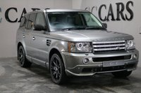 USED 2008 58 LAND ROVER RANGE ROVER SPORT 2.7 TDV6 OVERFINCH SPORT HSE 5d 188 BHP GENUINE OVERFINCH CONVERSION FSH