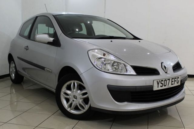 View our 2007 07 RENAULT CLIO 1.1 RIP CURL 16V 3DR 75 BHP