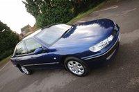 2001 PEUGEOT 406 2.0 RAPIER HDI 4d 89 BHP £990.00
