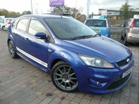 2008 FORD FOCUS 2.5 ST-3 5d 223 BHP £SOLD