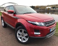 USED 2012 62 LAND ROVER RANGE ROVER EVOQUE 2.2 SD4 PURE 5d AUTO 190 BHP **£4000 WORTH OF EXTRAS**