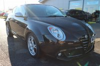 USED 2009 09 ALFA ROMEO MITO 1.4 VELOCE 16V 3d 95 BHP LOW DEPOSIT OR NO DEPOSIT FINANCE AVAILABLE.