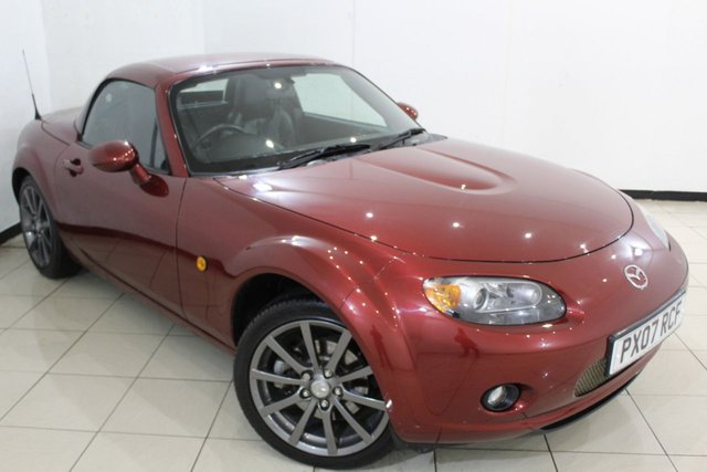 View our 2007 07 MAZDA MX-5 2.0 I ROADSTER SPORT 2DR 160 BHP