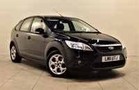 USED 2011 11 FORD FOCUS 1.6 SPORT 5d 99 BHP + 2 PREV OWNERS + EXCELLENT CONDITION