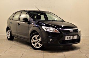 2011 FORD FOCUS 1.6 SPORT 5d 99 BHP £3785.00