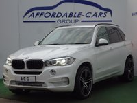 USED 2014 14 BMW X5 2.0 25d SE Steptronic xDrive 5dr (start/stop) M Sport Look + 21' Alloys
