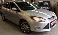 2011 FORD FOCUS 1.6 ZETEC TDCI 5d 113 BHP £6995.00