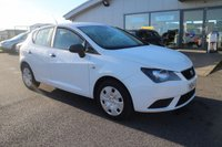 USED 2014 14 SEAT IBIZA 1.2 CR TDI S 5d 74 BHP LOW DEPOSIT OR NO DEPOSIT FINANCE AVAILABLE.