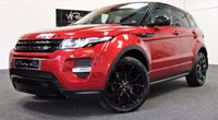 USED 2015 15 LAND ROVER RANGE ROVER EVOQUE 2.2 SD4 DYNAMIC 5d AUTO 190 BHP *BLACK PACK-PAN ROOF-DYNAMIC*