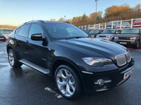 USED 2008 58 BMW X6 3.0 XDRIVE35D 4d AUTO 282 BHP One family owner with apex £9,000 in options. twin Turbo model