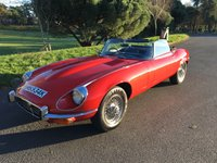 USED 1972 K JAGUAR E-TYPE 5..3 ROADSTER UK CAR RHD ORIGINAL UK CAR WITH STACKS OF HISTORY OLD MOTS MATCHING NUMBERS HERITAGE CERT GREAT CONDITION AND DRIVES SPOT ON!!!