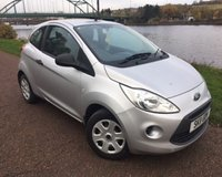 USED 2011 11 FORD KA 1.2 STUDIO 3d 69 BHP **LOW COST ROAD FUND**