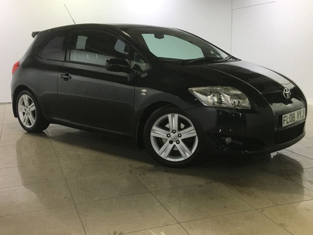 View our 2008 08 TOYOTA AURIS 2.2 SR 180 D-CAT 3d 177 BHP