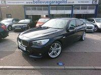 USED 2012 BMW 5 SERIES 3.0 530D M SPORT GRAN TURISMO 5d AUTO 242 BHP