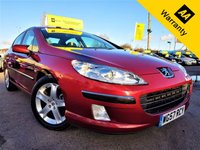 USED 2007 57 PEUGEOT 407 2.0 SE HDI 4d 135 BHP! p/x welcome! AUTO! 73K MILES! CAMBELT+WATEPUMP+TURBO DONE! FULL PEUGEOT SRVC HIST! PARKING AID! CRUISE & CLIMATE CONTRL! NEW MOT & SRVC! AUTO+73K MILES+FULL DEALER HIS+BELT+PUMP&TURBO DONE+CRUISE&CLIMATE+SENSORS+NEW MOT&SRVC!