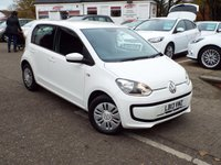 2013 VOLKSWAGEN UP 1.0 MOVE UP 5d 59 BHP £4990.00