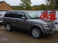 USED 2011 11 LAND ROVER RANGE ROVER 4.4 TDV8 VOGUE SE 5d AUTO 313 BHP FULL SERVICE HISTORY VOGUE SE,PRIVACY GLASS