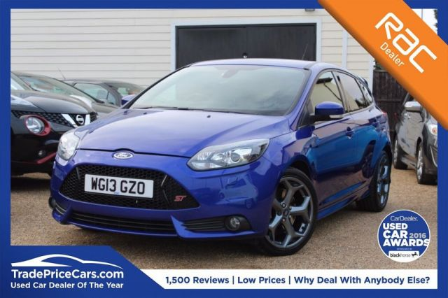 View our 2013 13 FORD FOCUS 2.0 ST-3 5d 247 BHP