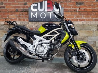 2009 SUZUKI SFV 650 Gladius K9  £2690.00