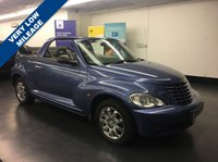 USED 2007 57 CHRYSLER PT CRUISER 2.4 LIMITED 2d AUTO 141 BHP EXCELLENT CONDITION, FULL LEATHER , FULLY PREPARED
