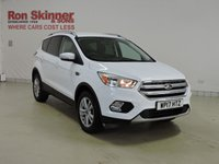 USED 2017 17 FORD KUGA 1.5 ZETEC 5d 148 BHP with Appearance Pack