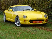 USED 1999 TVR CERBERA 4.0 4.0 2d  VERY LOW MILEAGE ONLY 19K + VGC