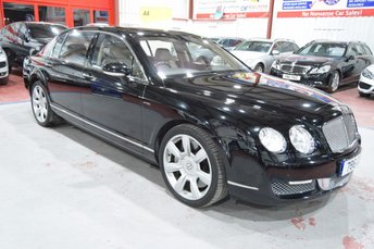 View our BENTLEY CONTINENTAL FLYING SPUR
