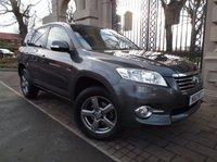 2012 TOYOTA RAV4 2.2 XT-R D-4D 5d 150 BHP AWD £9995.00