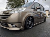 USED 2007 07 HONDA STEPWAGON 2.2 PETROL AUTO Rare, Stunning and Head turning VIEWING BY APPOINTMENT ONLY
