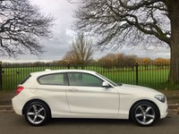 USED 2012 62 BMW 1 SERIES 1.6 118I SPORT 3d 168 BHP