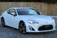 USED 2012 11 TOYOTA GT86 2.0 D-4S 2d 197 BHP TRUEL IMMACULATE THROUGHOUT.