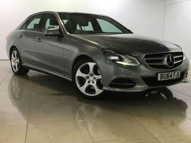 View our 2014 64 MERCEDES-BENZ E CLASS 2.0 E250 SE PREMIUM 4d AUTO 208 BHP