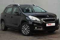 USED 2014 64 PEUGEOT 2008 1.6 E-HDI ACTIVE FAP 5d AUTO 92 BHP 1 OWNER+FSH+FREE TAX+AUTOMATIC